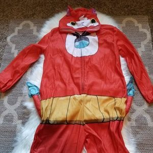 Yo-Kai Watch Jibanyan Child's Costume Kids Size L
